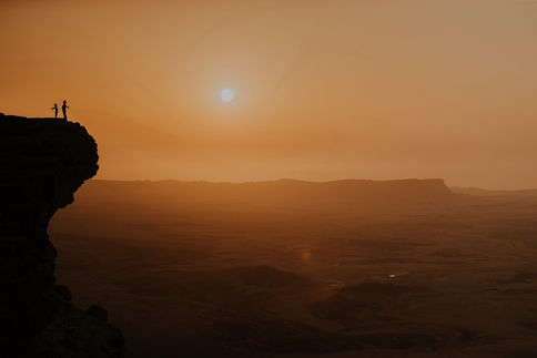 Sun mountain photo | ImagenAI | AI photo editing