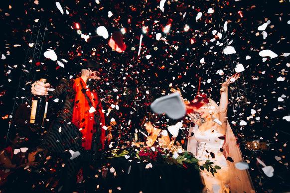 Celebrating new life | Photo editing style | ImagenAI