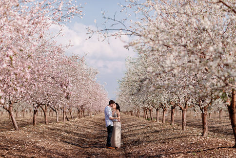 Fall couple photo shoot | AI editing engine | ImagenAI