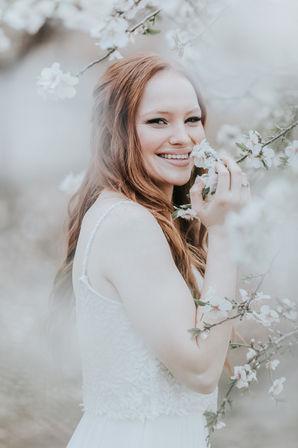 Lovely bride | AI editing engine | ImagenAI