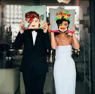 Another face couple | AI editing engine | ImagenAI