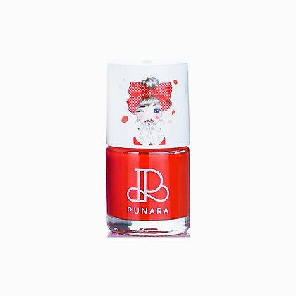 Water Based Nail Polish - Red (Grace)