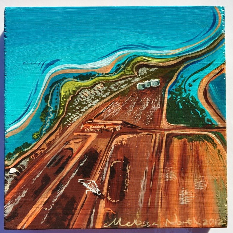 """Towards Port"" 2012."