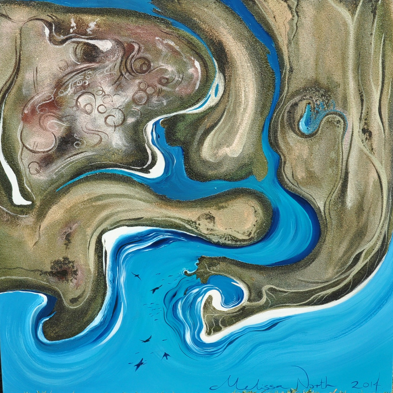 """Port Creek"" 2012."