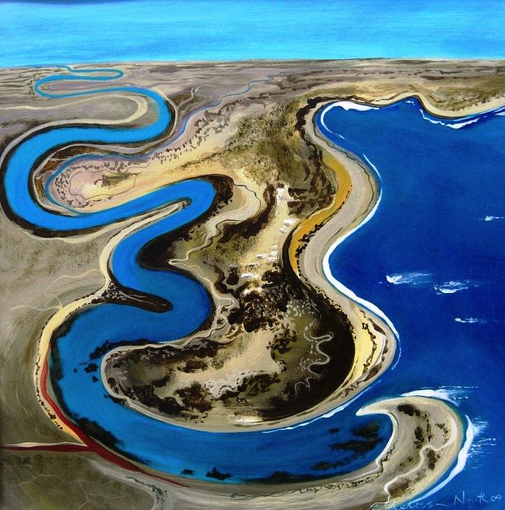 """""""Hedland"""" 2009."""