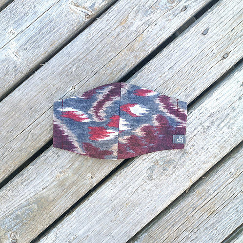 B.i.Mask | autumn ikat