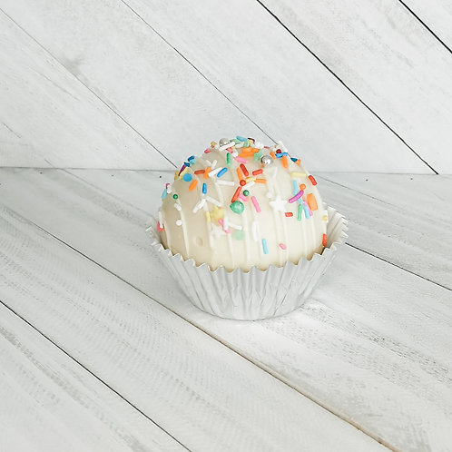 HCB   birthday cake - vanilla