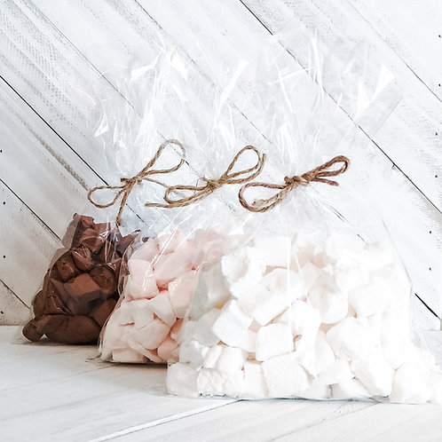 HCB | marshmallows