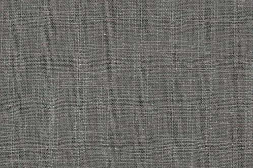 B.i.pillow   charcoal slubbed cotton