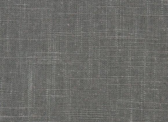 B.i.pillow | charcoal slubbed cotton