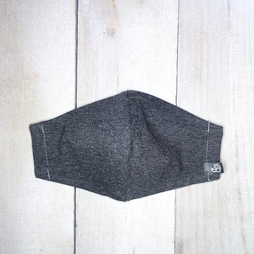 B.i.Mask XL | charcoal organic jersey