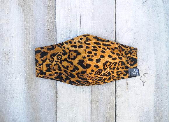 B.i.Mask YOUTH | cheetah gold