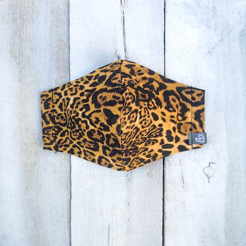 B.i.Mask | cheetah gold