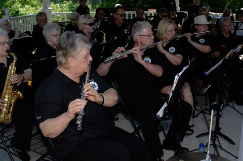 Flutes at Bowmanville