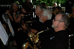 Concert at Rotary Park Bowmanville
