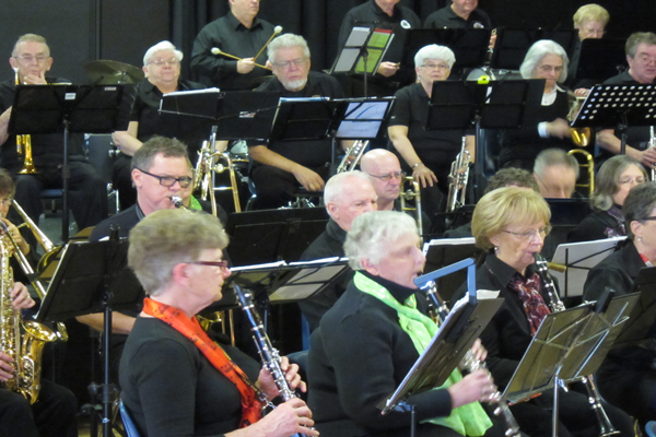 Clarinets - Peterborough Exchange
