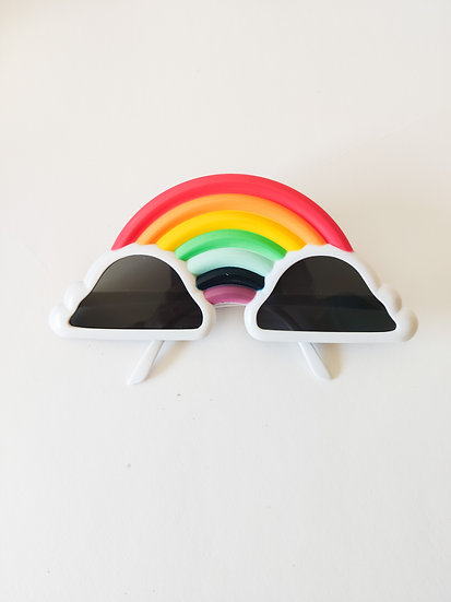 Óculos arco-íris