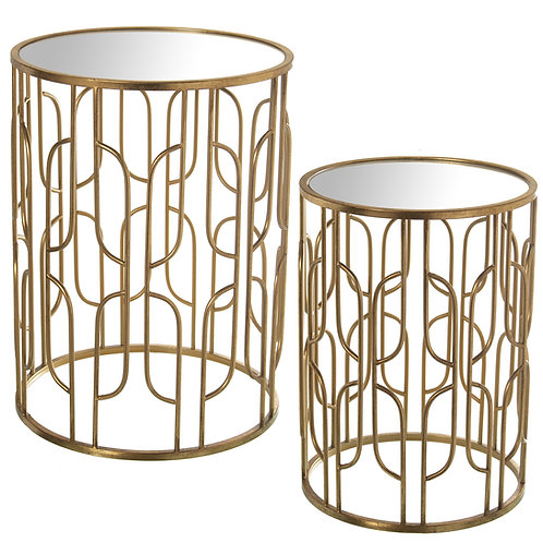 Set Of Two Side Tables