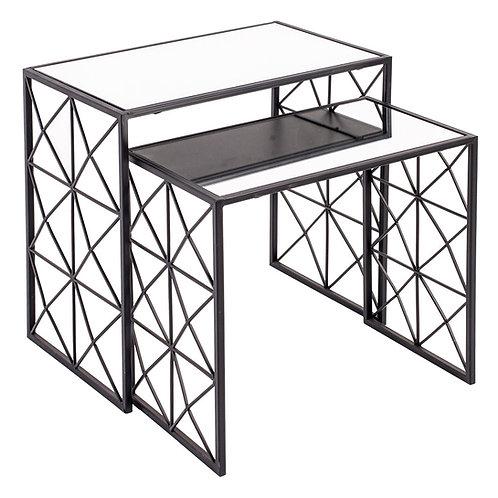 Set Of 2 Side Tables