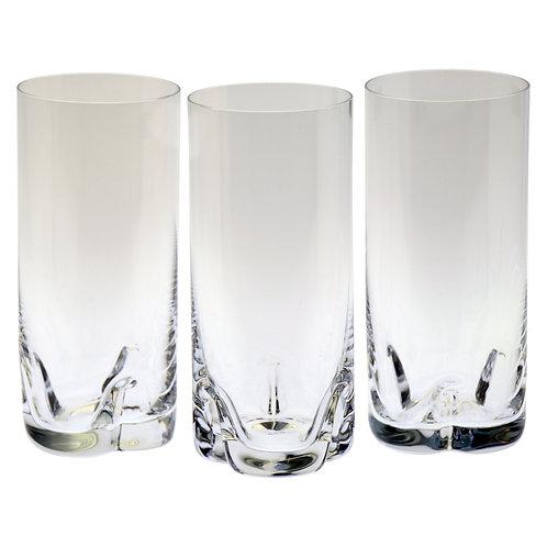 Set Of Crystal Glass