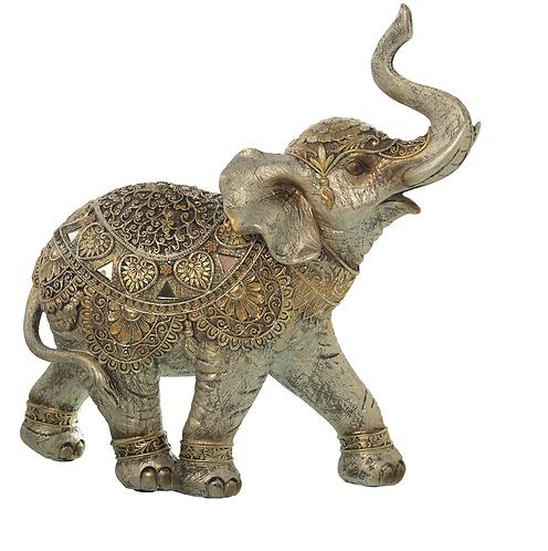 ELEPHANT ANTIQUE L