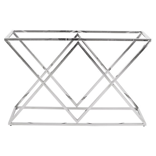 Console table frame