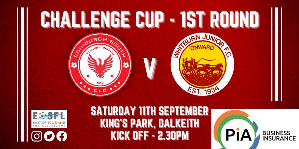 Edinburgh South FC v Whitburn