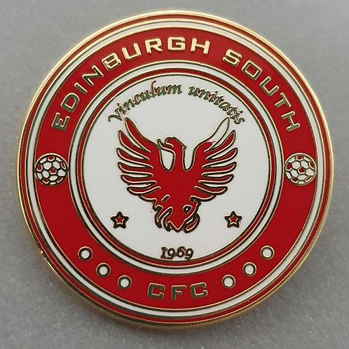 Edinburgh South Pin Badge