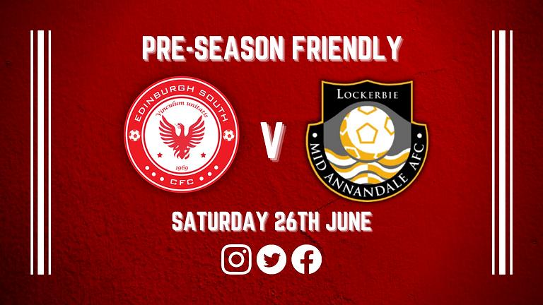 Edinburgh South FC v Mid Annandale AFC