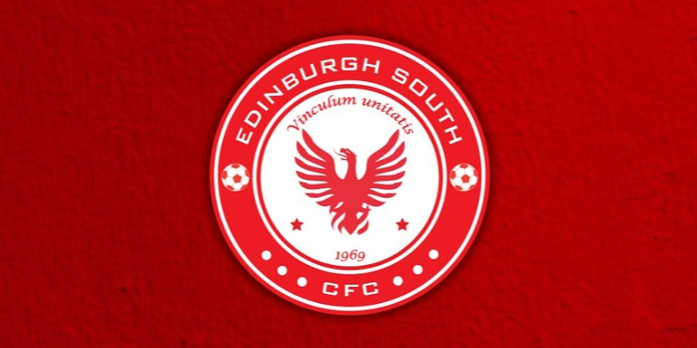 Edinburgh South FC v Edinburgh South Amateurs