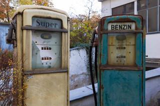 Tankstation met toekomst