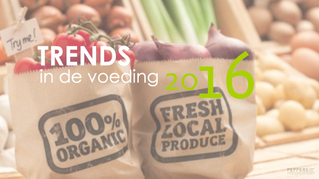Trends in Voeding