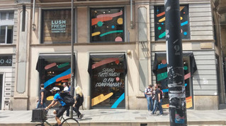 Lush opent eerst Naked store in Milaan