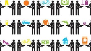 De deeleconomie is een feit