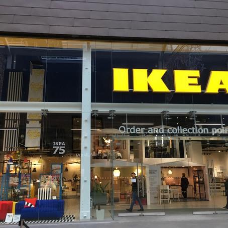Ikea laat mensen betalen met 'tijd'