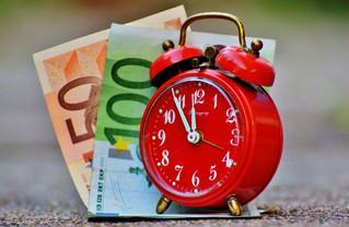 Tijd is het nieuwe geld