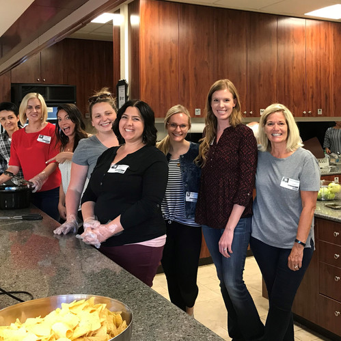Horrocks' PI Team Adopts a Meal at Ronald McDonald House