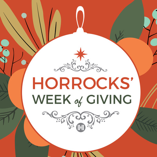 Horrocks' Week of Giving
