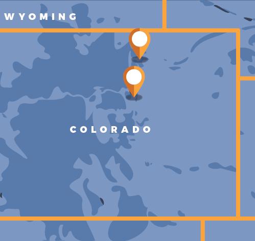 Expanding Service in Colorado