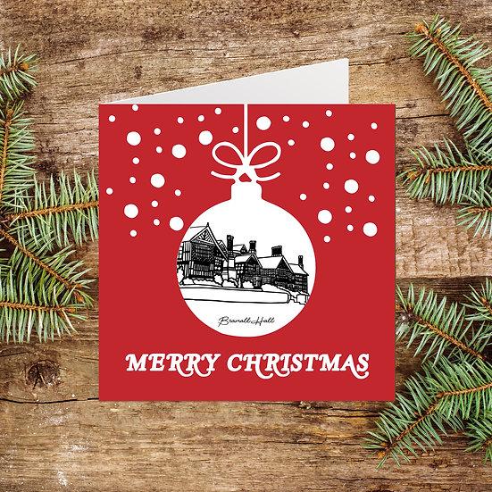Bramall Hall Christmas Card