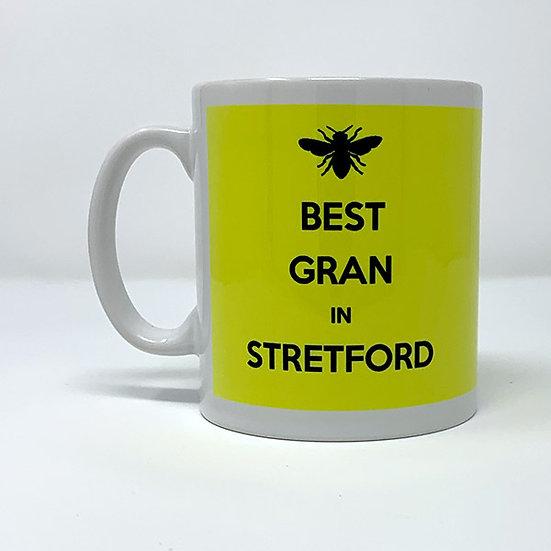 Best Mum/Gran in... (Yellow)