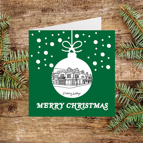 Didsbury Village Christmas Card
