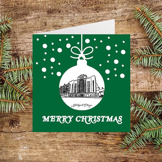 Stockport Plaza Christmas Card