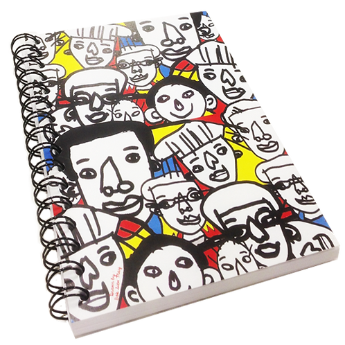 A5 Ring Notebooks