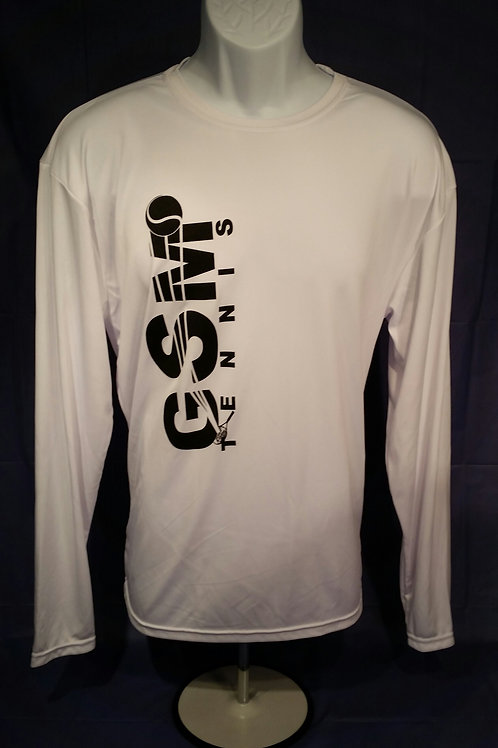 A4 Cooling Performance Adult L/S Shirts, with GSM Logo