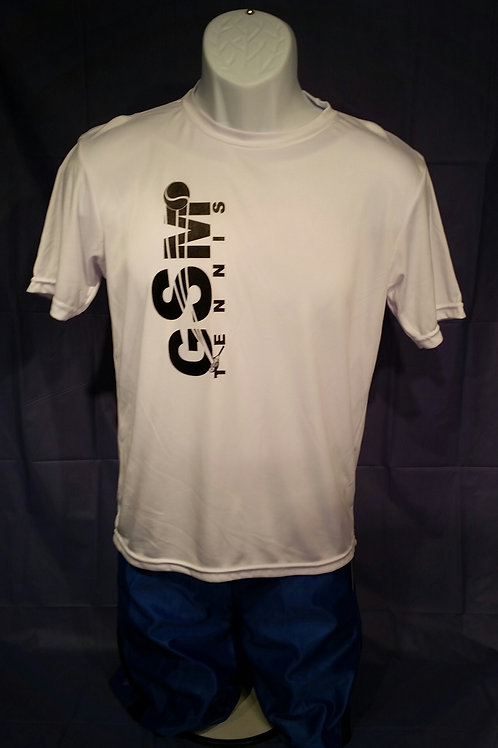 A4 Youth Marathon Performance T-Shirts, with GSM Logo