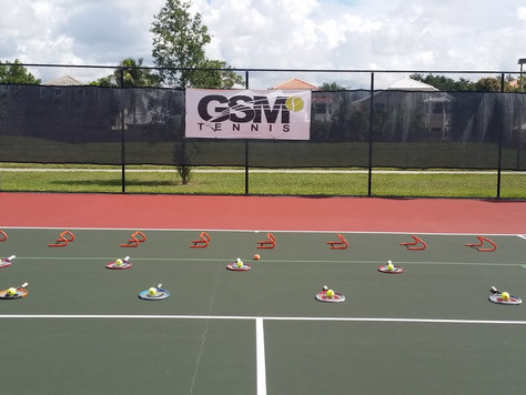 Game Set Match Tennis Experience – Margate Fall Slam  Section/District: Florida / Region 8
