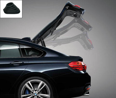 Automotive:Tailgate bellow BMW s4