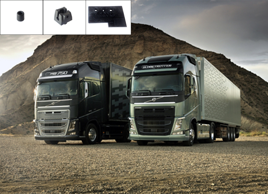 New Volvo-Renault trucks
