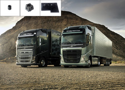 New Volvo-Renault trucks